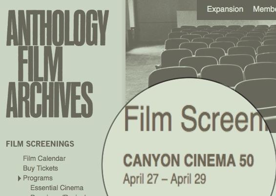canyon 50 at anthology