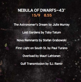 nebula of the dwarfs