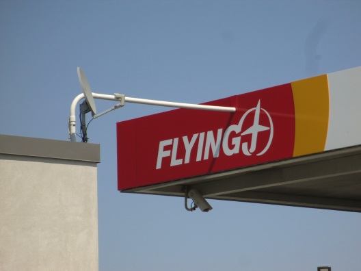 flying j in logo as in life